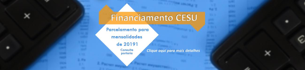 informativo CESU grande 1 - Faculdades Integradas ASMEC | UNISEPE