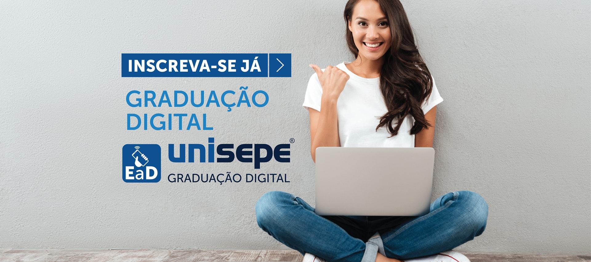 Graduação Digital inscreva-se já - Graduação digital | UNISEPE
