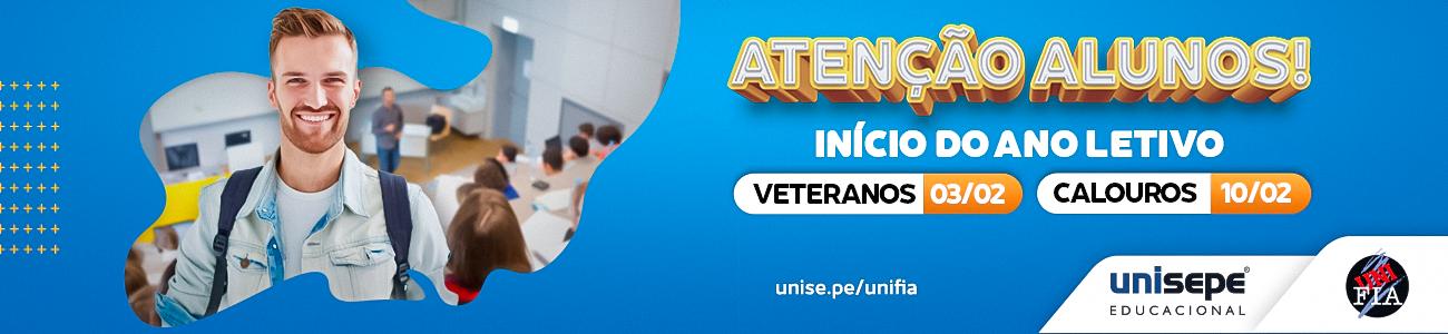 UNIFIA BANNER SITE - Centro Universitário Amparense | UNISEPE