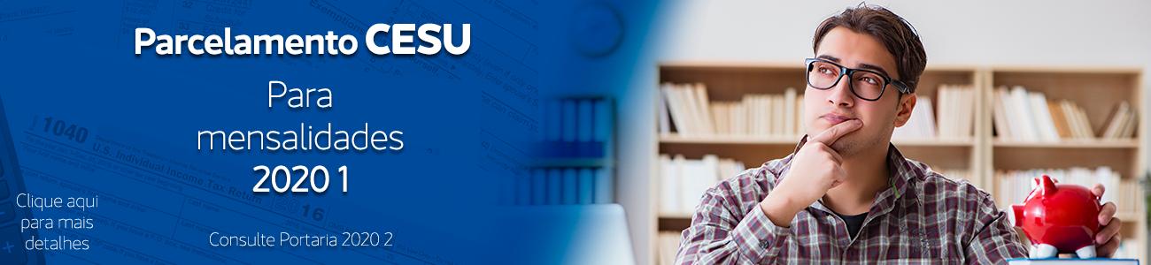 parcelamento CESU - Instituto de Educação Superior de Pouso Alegre | UNISEPE
