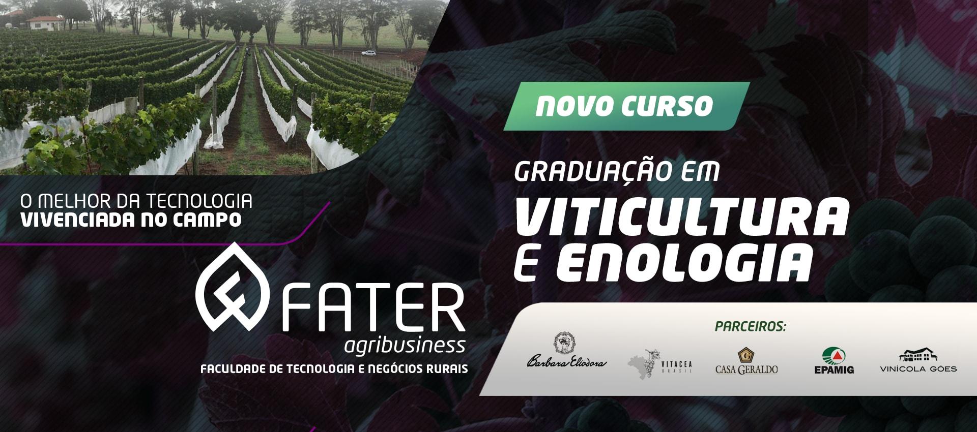 Fater - Graduação em Viticultura e Enologia - Graduação digital | UNISEPE