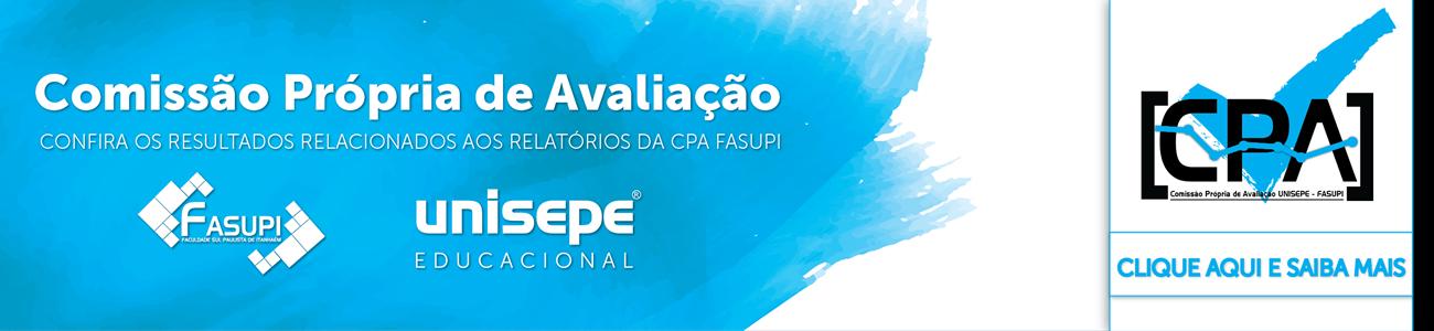 Comissão Própria de Avaliação CPA - FASUPI - Faculdade Sul Paulista de Itanhaém | UNISEPE